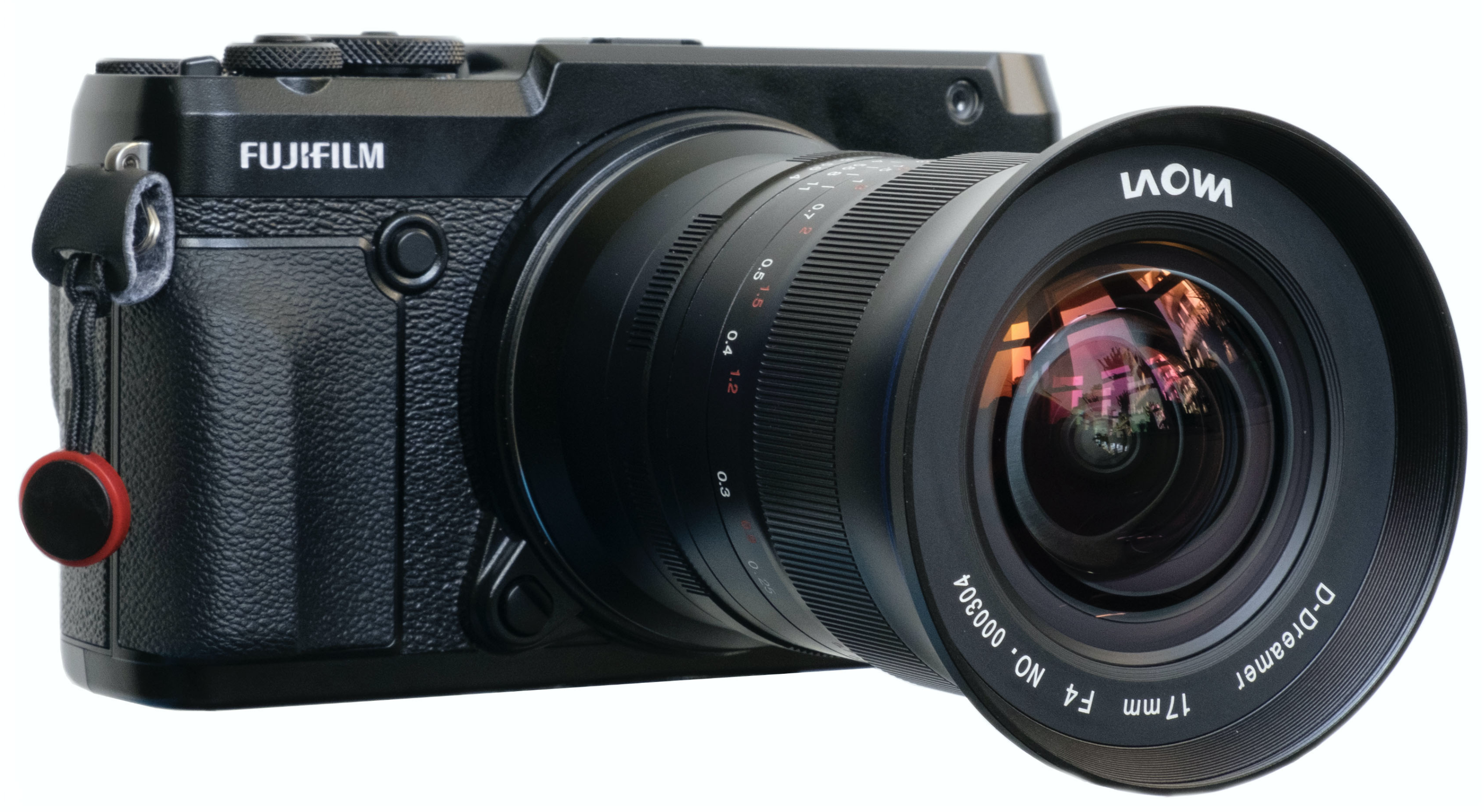 From China with Love: Laowa 17mm f/4 - Measuring Light
